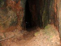 La luz al final de la cueva.