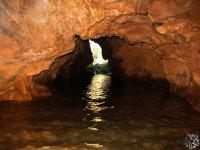 Río subterráneo.