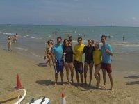 划桨冲浪日