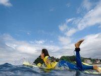 Campamento de surf en Ribadesella 1 semana