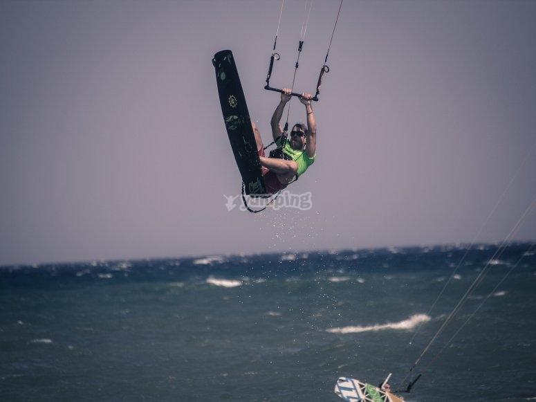 专家跳跃风筝