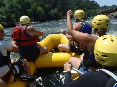 Escapada Rías Baixas Rafting