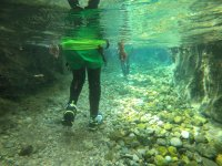 溪降 Garganta Verde