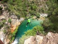 溪降 Río Verde