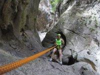 Canyoning Garganta