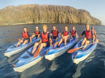 Kayaking Atlantis Canoas