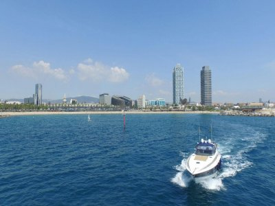 Alquiler de charter en Costa Brava por 4 horas