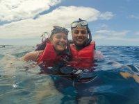 Snorkel en el Puertito de Fuerteventura