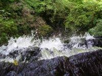Descenso de barranco en Panticosa