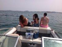 Gite in barca sul Mar Menor