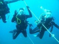 Imparare a immergersi a Valencia