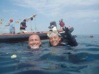 Salidas de submarinismo
