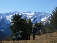 Vans 4x4冬季之旅