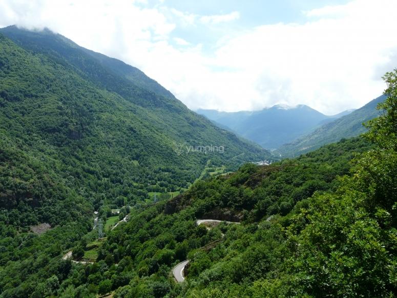 Vistas del valle