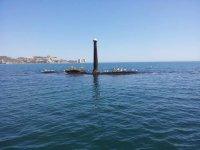 Navegar en barco en Cullera