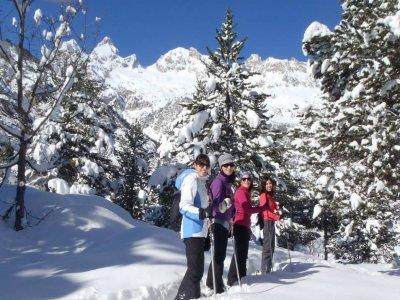 Guías Panticosa Raquetas de Nieve