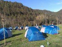 campamento albanyà