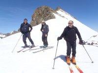 Rutas por la nieve zaragozana