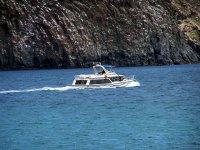 navegando en tenerife