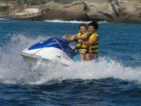 Jet ski para todas las edades