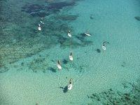 Excursión de paddle surf en Menorca