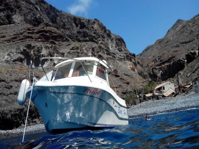 Alquiler de yate en La Gomera por 3 horas