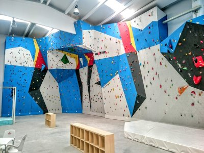 Indoor climbing Barcelona coupon 10 visits