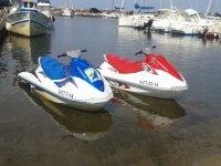 Happy Boat's jet skis