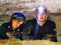 Conociendo las cuevas