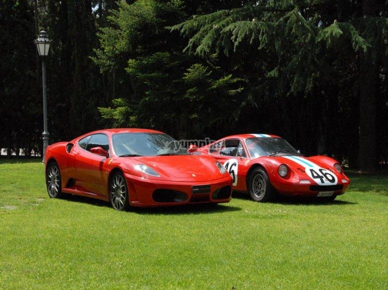 Ferraris miticos
