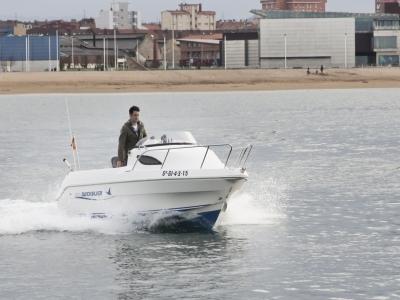 乘船游览希洪湾