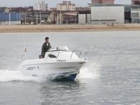 Gita in barca nella baia di Gijón