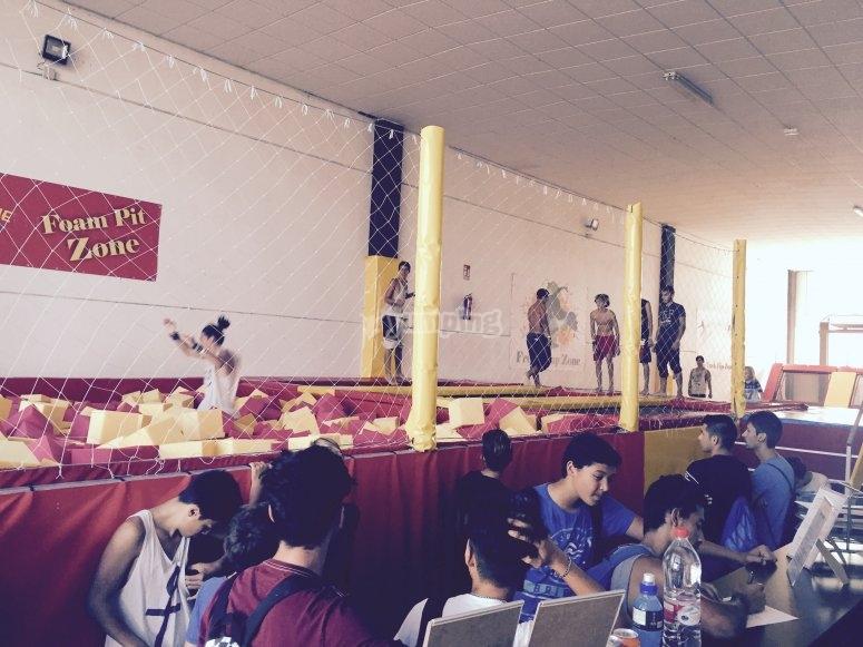 Pirouettes' championship