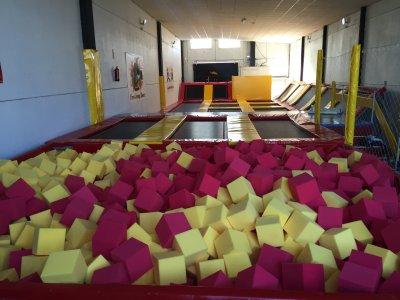 Saltar en camas elásticas en Torrevieja 30 minutos