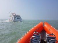 Navegando por la Costa de la Luz