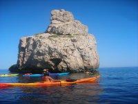 descubriendo Benirras desde el mar