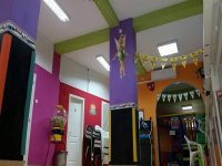 Amplio salon