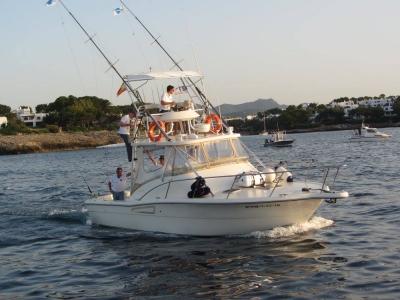 Salida de pesca de atún desde Pollensa 9 horas