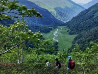 Trekking route in Arán Valley with expert guide