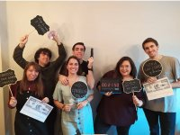 Escape room a domicilio con amigos