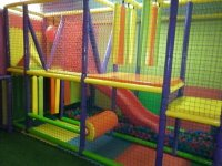 Parque infantil para celebraciones en Málaga
