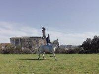 在马背上认识塞哥维亚