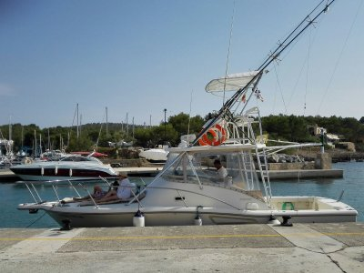 乘船Mystic 2h穿过Pollensa湾