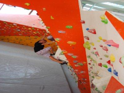 RockOmadrid Climbing Gym