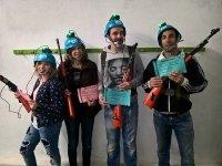 Aventura temática con zombies en Valladolid