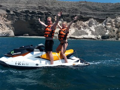 Ruta en moto de agua al sur de Gran Canaria 2 hrs