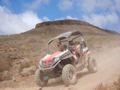 Ruta en buggy y jet ski por Mogán para 2 de 3 hrs