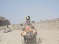 Ruta en buggy y quad por Mogán de 3 horas para dos
