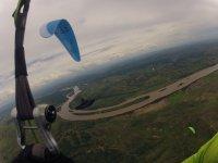 Acrobatic Tandem Paragliding in Murcia