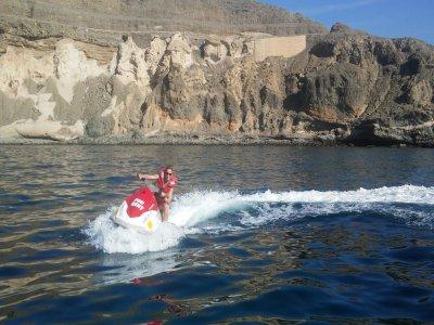 Pack buggy y jetski con actividad regalo en Mogán